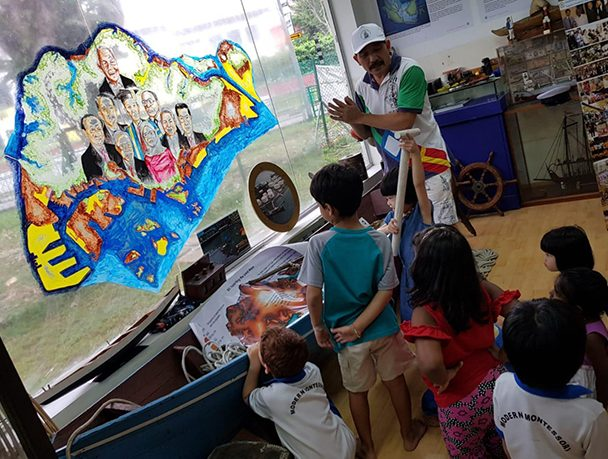 Maritime Learning Journey for Pre-schoolers at MMI